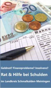 Rat und Hilfe bei Schulden – öffnet PDF Dokument