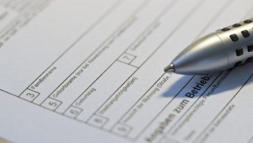 Anträge und Formulare