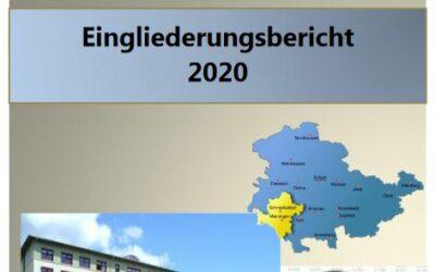 Kommunales Jobcenter: Eingliederungsbericht 2020